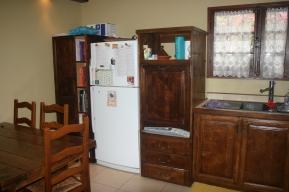 espace frigo - lave vaiselle