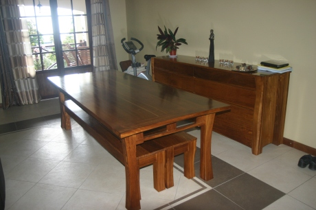 table en iroko