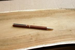 stylo en palissandre violet